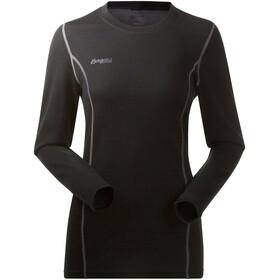 Bergans Akeleie Camiseta Mujer, black